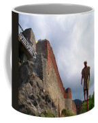 Dracula Aka Vlad The Impaler Real Castle Coffee Mug