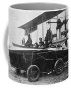 Voisin Flying Machine, 1912 Coffee Mug