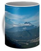 Volcan De Agua Antiqua Gutemala 5 Coffee Mug