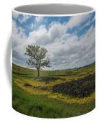 Volcanic Blooms Coffee Mug