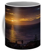 Volcanic Sunrise Coffee Mug