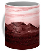 Volcano 3 Coffee Mug