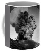 Volcano: Java, 1910 Coffee Mug