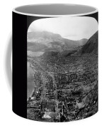 Volcano: Mount Pelee, 1902 Coffee Mug