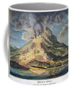 Volcano: Mt. Etna Coffee Mug