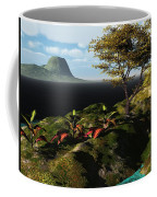 Volcano View Coffee Mug
