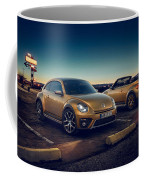 Volkswagen Beetle Dune 4k 2 Coffee Mug
