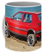 volkswagen Golf II  Coffee Mug