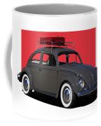 Volkswagen Vw Beetle Coffee Mug