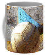Volleyball Art Version 5 Coffee Mug