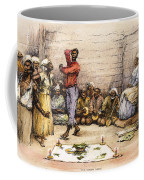 Voodoo Dance, 1885 Coffee Mug