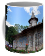 Voronet Monastery Coffee Mug