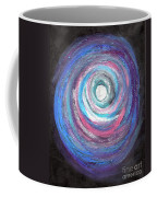 Vortex Of Love 2 Light Is Wave And Particle Coffee Mug