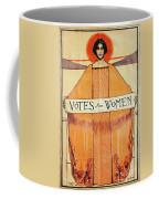 Votes For Women, 1911 Coffee Mug by Granger