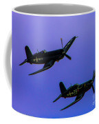 Vought F-4u Corsairs Coffee Mug