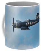 Vought F4u-5 Corsair Coffee Mug