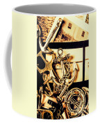 Voyage In Historical Boating Coffee Mug