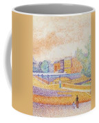 Vue De Paris 1885 Coffee Mug
