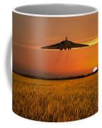 Vulcan Farewell Fly Past Coffee Mug
