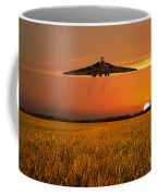 Vulcan Farewell Fly Past Coffee Mug
