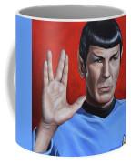 Vulcan Farewell Coffee Mug