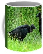 Vulture Pair Coffee Mug