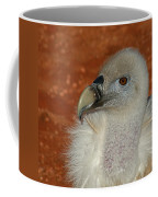 Vulture Portrait Coffee Mug