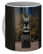 W W II Eagle Coffee Mug