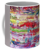 W66 - Goodbye Yesterday Coffee Mug