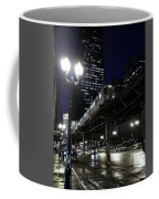 Wabash El Coffee Mug