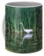 Wading And Waiting Coffee Mug