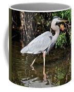 Wading In The Water Coffee Mug