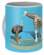 Wading Pool Coffee Mug