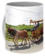 Wagon 13 Coffee Mug