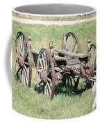 Wagon Aged Coffee Mug