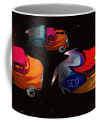 Wagon Train To The Stars 2 Coffee Mug