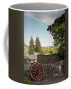 Wagon Wheel County Clare Ireland Coffee Mug