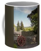 Wagon Wheel County Clare Ireland Coffee Mug
