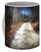 Wagon Wheel Lane Coffee Mug