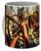 Wagons Whoa Coffee Mug