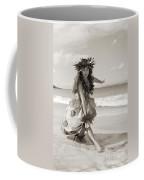 Wahine Hula Coffee Mug