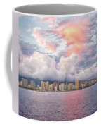 Waikiki Beach Sunset Coffee Mug