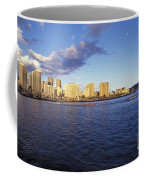 Waikiki From Water Coffee Mug