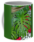 Waikiki Split Leaf Coffee Mug