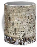 Wailing Wall In Jerusalem Coffee Mug