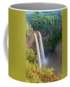 Wailua Falls - Kauai Hawaii Coffee Mug
