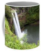 Wailua Falls, Kauai Coffee Mug