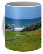 Wailua Golf Course - Hole 17 - 1 Coffee Mug