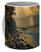 Waimanalo Rainbow Coffee Mug