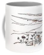 Waimea Bay Morning View Coffee Mug